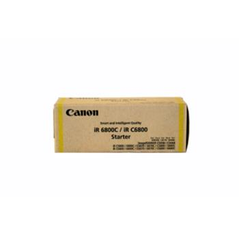 Developer Canon iR 5800/6800 C/CN Yellow 8655A001 C-EXV10, C-EXV24