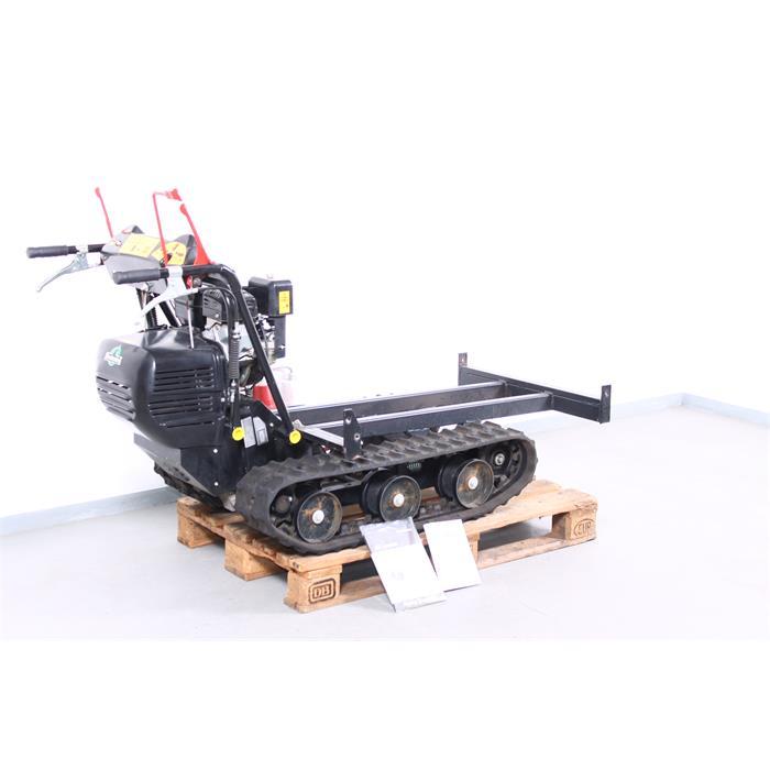 Herkules Raupentransporter Ls 500 Mini Dumper Motor Mwst