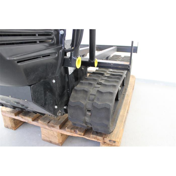 herkules raupentransporter ls 500 mini dumper motor ebay. Black Bedroom Furniture Sets. Home Design Ideas