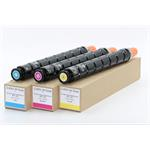 Toner-Bundle Canon iR Advance C20xx/22xx Color 80000010 C-EXV 34
