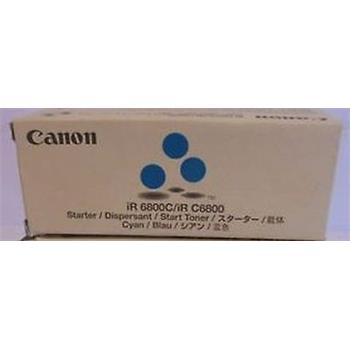Developer Canon iR 5800/6800 C/CN Cyan 8653A001 C-EXV10, C-EXV24