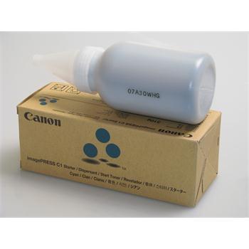 Developer Canon imagePress C1/+ Cyan 0402B001 C-EXV19