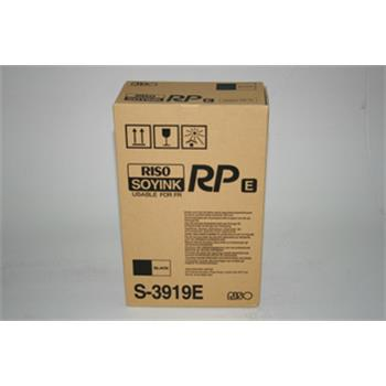 Ink Cartridge Riso RP 3105/3505 EP Black / S3919E