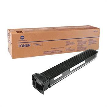 Toner Minolta Bizhub C 552/652 Black A0TM150 TN-613K