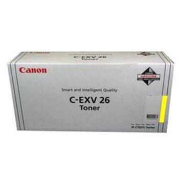 Toner Canon iRC 1021/1028/i/iF Yellow 1657B006 C-EXV26