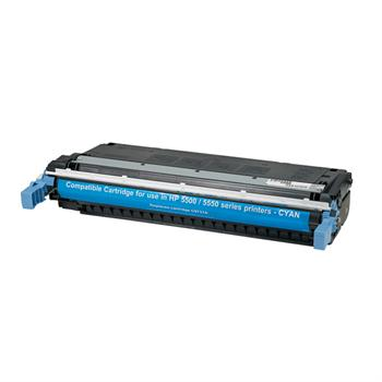 Print Cartridge HP Color LJ 5500/5550 Cyan 39260