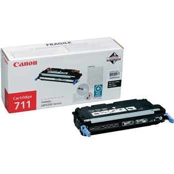 Toner Canon i-Sensys LBP 5300/5360 711 Black 1660B002