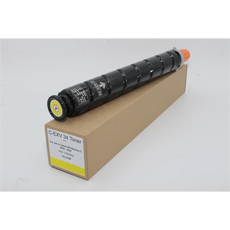 Toner Canon iR Advance C 2020-2230/i Yellow 3785B002 C-EXV34