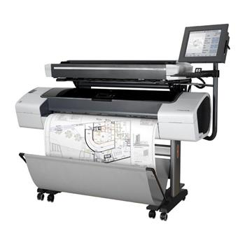 HP DesignJet T1100 MFP mit HP 4500 Scanner